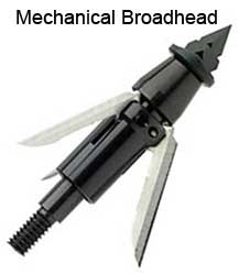 Hunting Mechnical Broadheads