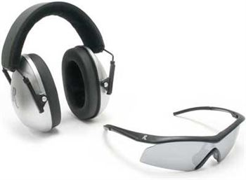 Picture of Remington Earmuffs and Safety Glasses