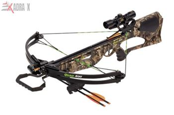 Picture of Barnett Quad 400 Compound Crossbow Kit