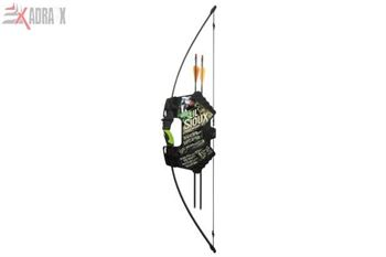 Picture of Team Realtree Lil Sioux Recurve Junior Archery Bow Kit