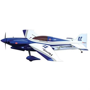 Picture of TWM Nemesis Balsawood RC Airplane Kit For Nitro Engine