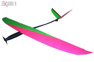 RC Raptor TX-2000 Electric Gilder Sailplane ARF Kit