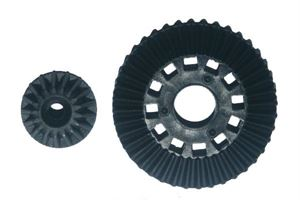 Picture of Diff Gears of 1/10 Scale Touring Car
