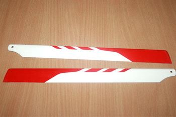 Picture of Fibre Glass Blades (450 Heli Compatible)