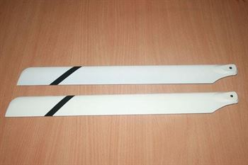 Picture of Fibre Glass Blades (500 Heli Compatible)