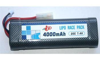 Picture of Li po Battery(Cars) 7.4v/4000 MAh/15C