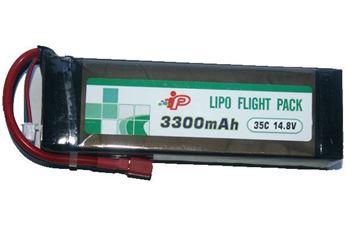 Picture of Li po Battery(Planes)14.8v/3300 MAh/35C