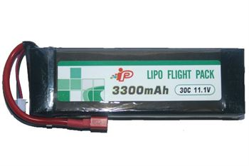 Picture of Li po Battery(Planes) 11.1v/3300 MAh/30C