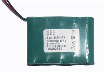 Picture of 6 V/2000 MAh Battery NIMH