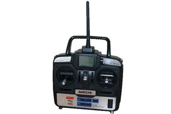 Picture of 6 Channel Radio Set (Rx-Tx) Radiolink with LED display