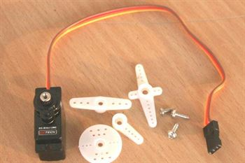 Picture of Goteck GS-9025MG Servo