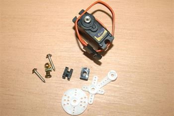 Picture of Corona 929MG Metal Gear Servo 2.2Kg/12.5g/0.1sec