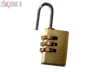 Picture of Combination Number Lock