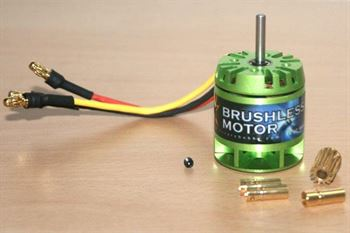 Picture of BL Motor 3129 (450 heli) 4000 KV