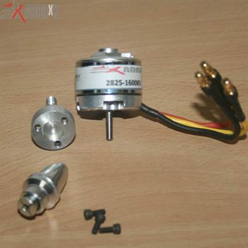 Picture of C2825/ 1600KV Out runner Brushless RC hobby Motor