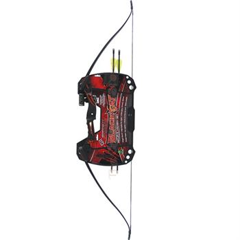 Picture of  Barnett Blackcat Youth Recurve Bow Kit