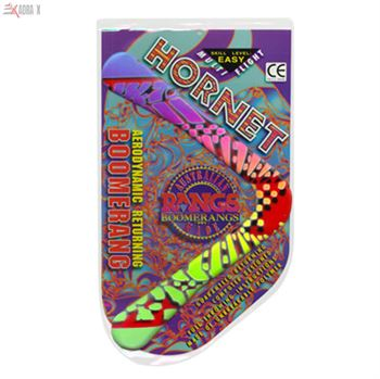 Picture of Hornet Polymer Boomerang For Children 12-16 Years