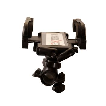 Picture of Mobile And GPS Holder Clamp For Bicycles And Bikes