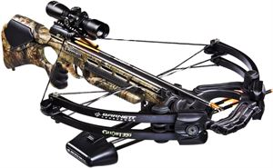 Picture of Barnett Ghost 410 Carbon Crossbow With Carbon Arrows