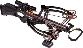 Picture of Barnett Vengeance carbon Crossbow 365 FPS With Carbon Arrows