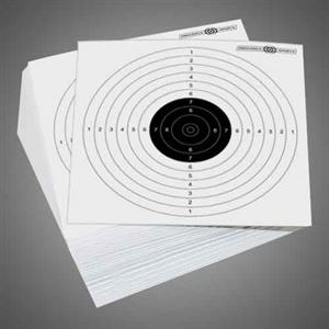Picture of 10 M Air Pistol Target