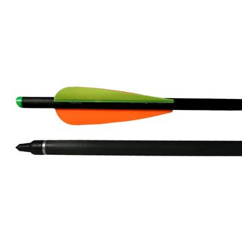 Picture of 20 Inches Anodized Aluminium Arrows Set of 4 For Croosbows