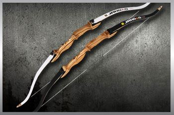 "Picture of Jandao Woodern Recurve Bow 68""-38Lbs"