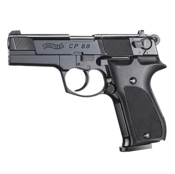 Picture of Walther CP88, 4 inch Barrel, CO2 Pistol Cal. 4,5 mm (.177) Pellet - Black