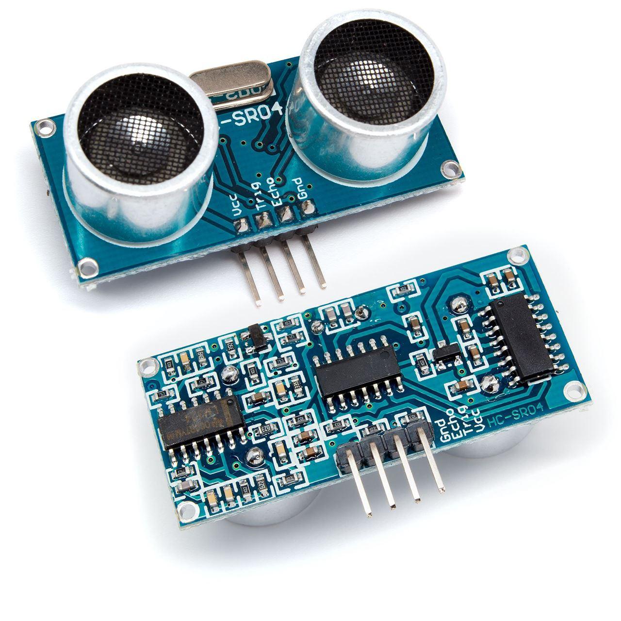 HC-SR04 Ultrasonic/Sonar Distance Measuring Sensor Module For Arduino