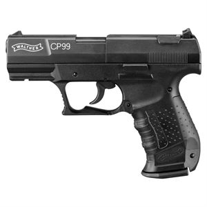 Picture of WALTHER CP99 CO2 Pellet Gun Cal. 4.5 mm (.177) - Black