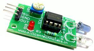 Picture of IR Proximity Sensor for Line Follower