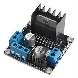 Picture of Electronics L298 Motor Driver Module