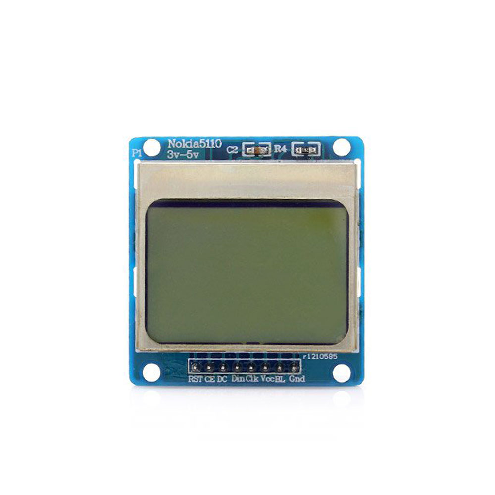 Nokia lcd arduino display hobby and you