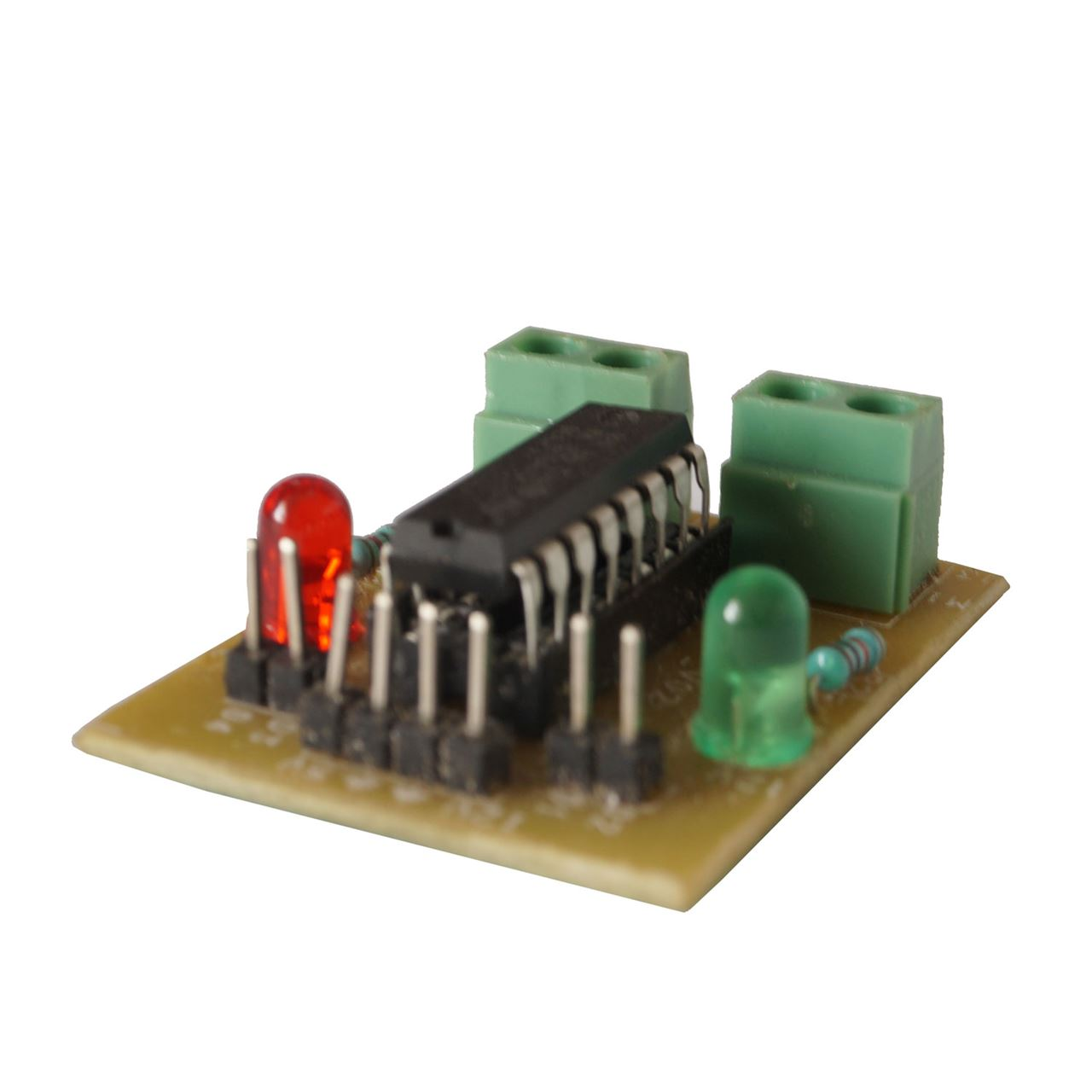 L293d motor driver for L293d motor driver module