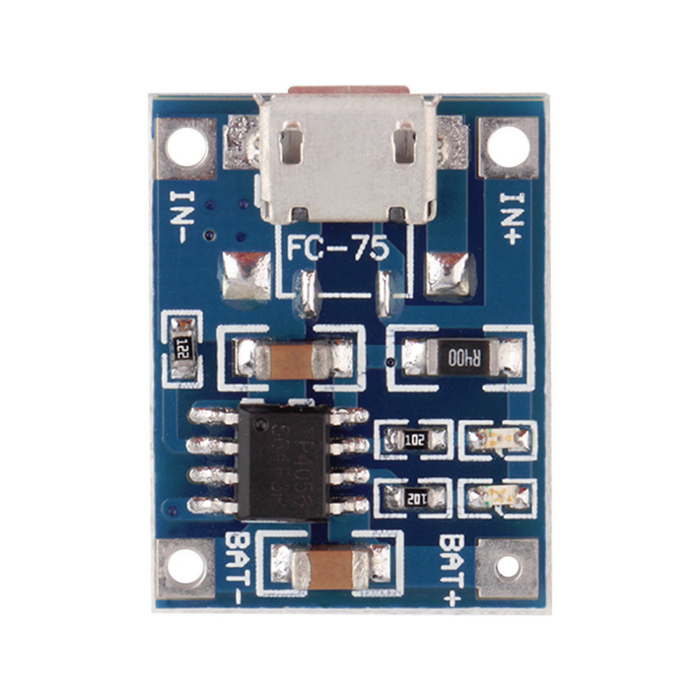 Tp4056 1a Li Ion Lithium Battery Charging Module Board Hobby In Electronics Charger Control Circuit Picture Of Adraxx Micro