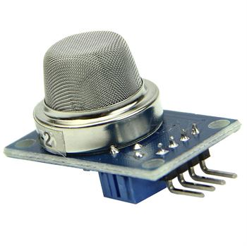 Picture of Adraxx Arduino compatible MQ2 Gas Sensor - Methane, Butane, LPG, smoke Sensor
