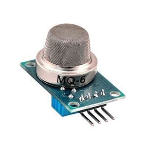 Picture of Adraxx MQ-6 Liquefied Gas Butane Detecting Sensor Module 4P 300-10000ppm 5V DC