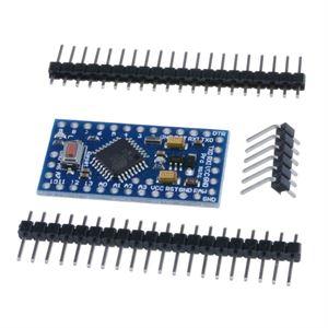 Picture of AdraxX Pro Mini Atmega 328p Microcontroller Board for Arduino Robotic Programming