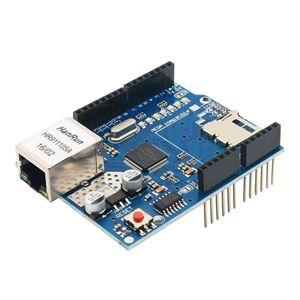 Adraxx Ethernet Shield W5100 Expansion Network Module for Arduino UNO  Mega2560 1280 ATmega328 168 S09