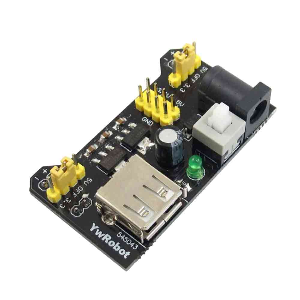 Diy Electronic Robotic Components Online India By Arduino Low Powered Solenoid Driver Hobby For The Hobbies Picture Of Adraxx 33v And 5v Power Supply Module Mb102 Bread Board