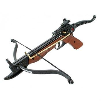 Picture of Self-Cocking Pistol Crossbow 80 LBS Kit